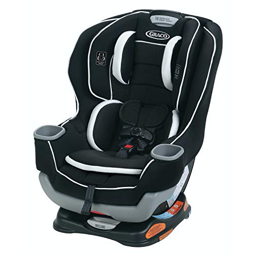 Fantastic Deal! Graco Extend2Fit Convertible Car Seat | Ride Rear Facing Longer with Extend2Fit, Bin...