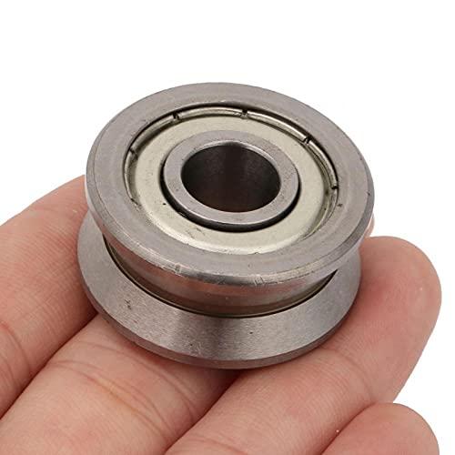 Jopwkuin Rodamiento Resistente a la oxidación, Rodamiento de Rodillos, Alta precisión, para laminador para la Industria de maquinaria de plástico para automóviles