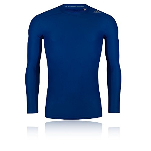 adidas Techfit Chill Kompression Top - Medium