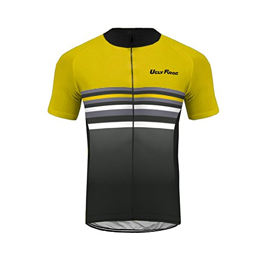 Future Sports Uglyfrog Designs Bike Wear Camisa de Ciclismo