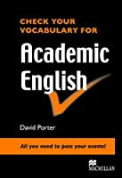 Check your Vocab for Academic English