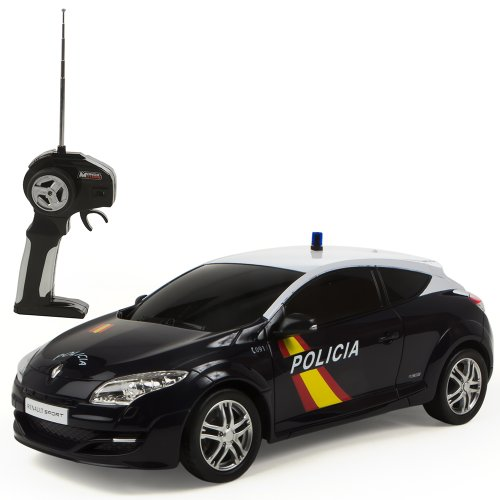Mondo Giocattoli - Spagnolo Polizia Nazionale Renault Megane, 01:14 autoradio (63202)