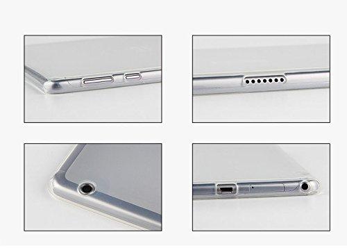 TPU Soft-Cover für Huawei MediaPad T3 8 8.0 Zoll Silikon Hülle Tasche Case Etui - 5