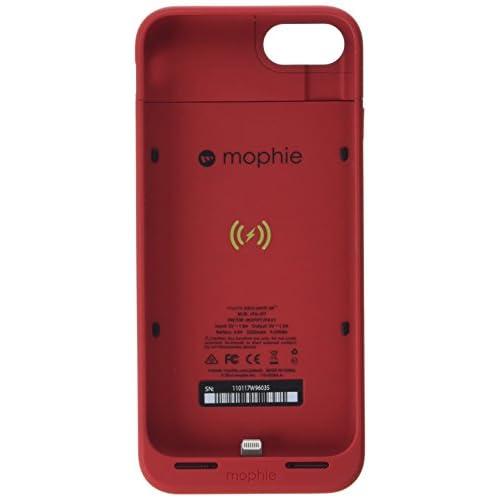 Mophie 3975_Jpa-Ip7P-Prd-I Custodia Sottile per iPhone 7 Plus, Rosso