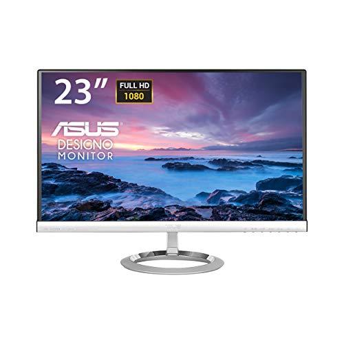 "ASUS Designo MX239H 23"" Full HD 1920x1080 IPS HDMI VGA Frameless Monitor"