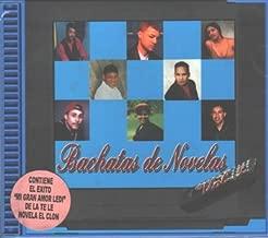 Bachatas De Novelas Vol 2
