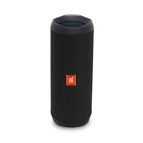 Image of the JBL FLIP 4 - Waterproof Portable Bluetooth Speaker - Black