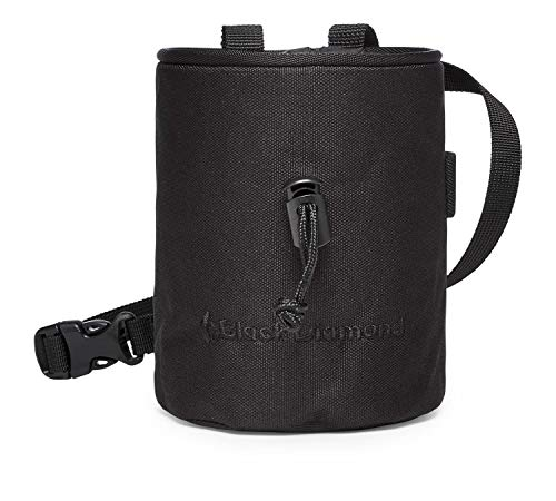 Black Diamond Unisex – Erwachsene MOJO CHALK BAG Chalkbag, Magnesia-Beutel, Medium/Large