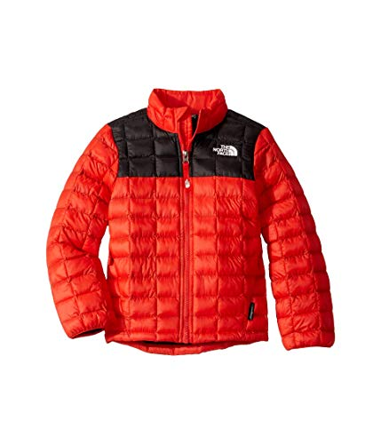 The North Face Boys' Thermoball Eco Jacket, Fiery Red, M