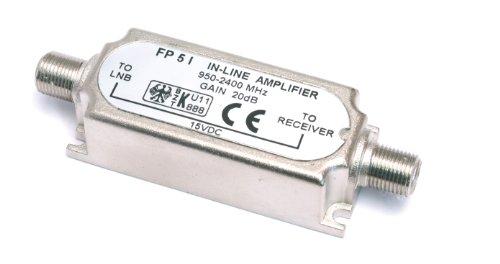 Digitalbox 77-0311-00 Sat-Inline Verstärker (950-2400MHz, 20dB)