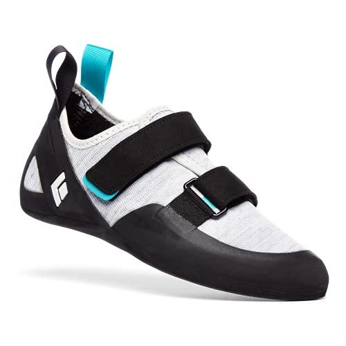 Black Diamond Equipment - Women's Momentum Climbing Shoes - Black/Alloy - Size 10.5