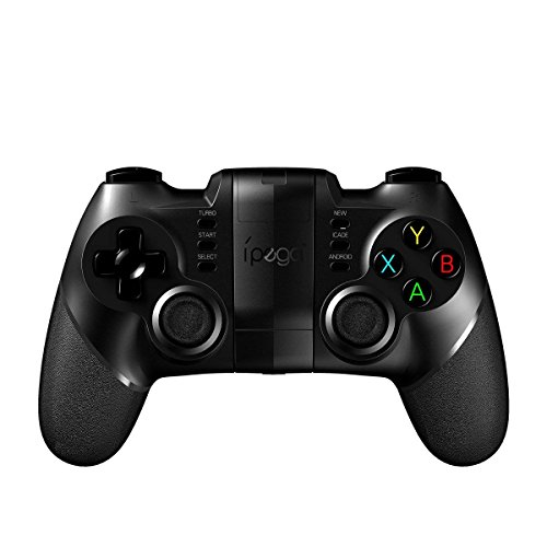 ZOMTOP IPEGA 9077 Game Controller Joystick Bluetooth Wireless Gaming Controle Gamepad para Smartphone Android/iOS/Win XP / 7/8/10