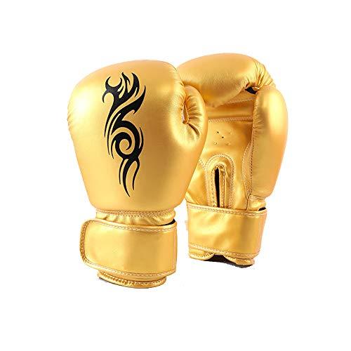 /A Boxhandschuhe, Kampf Trainingshandschuhe für Sanda, Muay Thai, kämpfen, Sparring Sandsäcke,Gelb