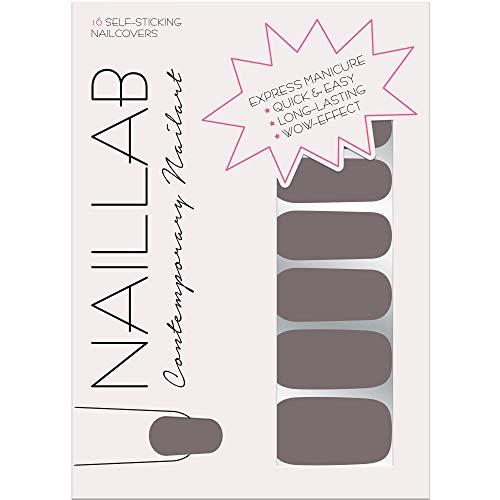 NAILLAB Nagelfolie - Selbstklebende Nagelsticker - Langanhaltende Nagelaufkleber - Hochwertige Nagel Sticker - Nail Design Art - Nagellack Folie - NEUE FORMEL