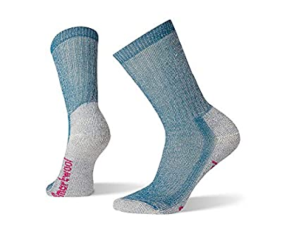 Smartwool Hiking Crew Socks -EVERGLADE Medium