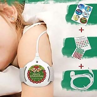 Awtang Bedwetting Alarm Nighttime Potty Training Alarm for Boys Girls Adults Incontinence Seniors:Abra-sua-mei