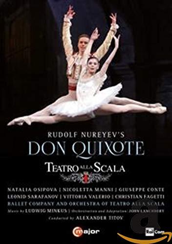 Minkus/Nureyev: Don Quixote (Ballett , Teatro alla Scala, 2015) [DVD]