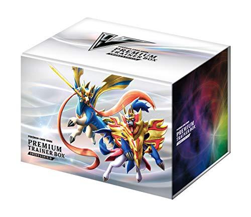 Pokemon Card Game Sword & Shield Premium Trainer Box Japanese image