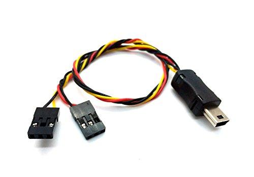 Mobius Actioncam Video LiveOut AV USB Kabel für FPV und DJI FatShark