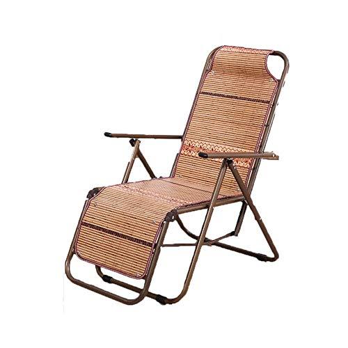 YLCJ campingstoel Relax relaxfauteuil, ultra lichte zonnestoel met hoofdsteun, perfect voor thuis/terras/terras/vakantie/strand