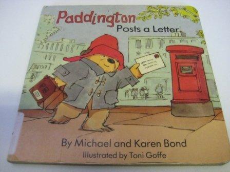 Paddington Posts a Letter