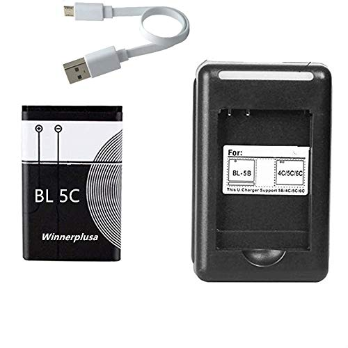 BL 5C Battery with The Charger