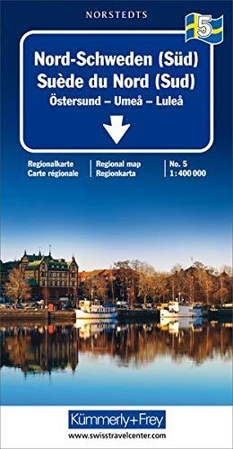 Sweden North (South) - ostersund / Umea / Lulea: Östersund - Umea - Lulea: 1265