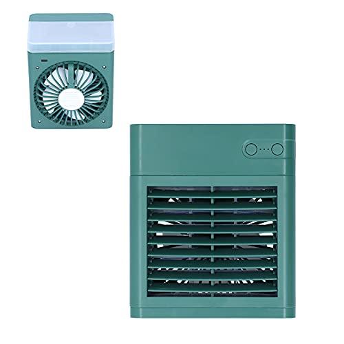 Surebuy Ventilador de enfriamiento, Buen Efecto de enfriamiento Aire Acondicionado de enfriamiento rápido Ventilador Energía eólica Ajustable de Tres Niveles Seguro de Usar para el hogar para la