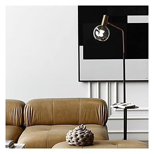 WYZ Lámpara de pie Sala de Estar Dormitorio lámpara Vertical nórdica de Noche de Noche lámpara