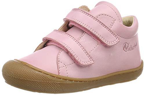 Naturino Jungen Mädchen Cocoon Vl Gymnastikschuhe, Pink (Rosa 0m02), 23 EU