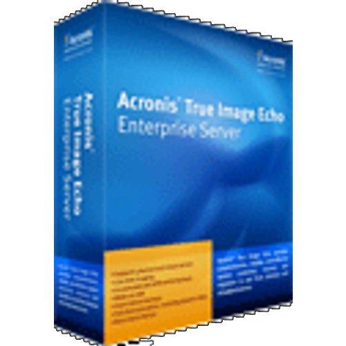 True Image Echo Enterprise Server / Windows / DVD