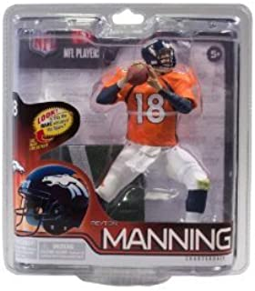 NFL Series 30 Peyton Manning Denver Broncos Mcfarlane Action Figure