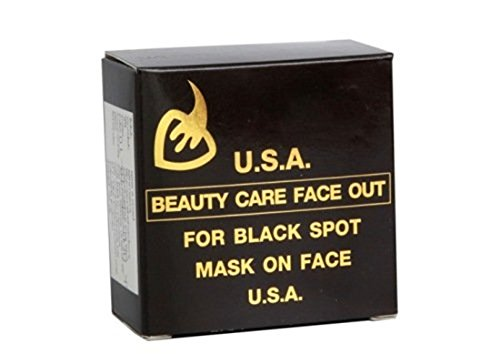 K.Brothers Whitening Face Soap Beauty Care Face Out, For Black Spot Mask (Pack of 3)
