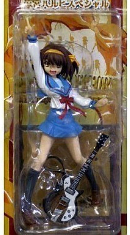 The Melancholy of premium figures Haruhi Special guitar ver. Separately