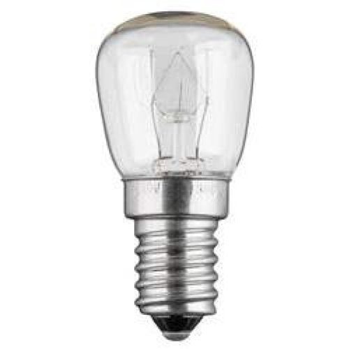 Unbekannt Backofenlampe temperaturfest bis 300°C Speziallampe für Haushaltsgeräte - 4 Stück