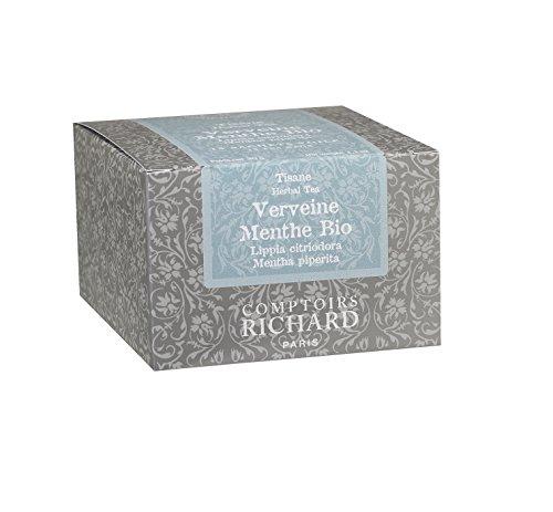 Comptoirs Richard Infusion Verveine Menthe Bio