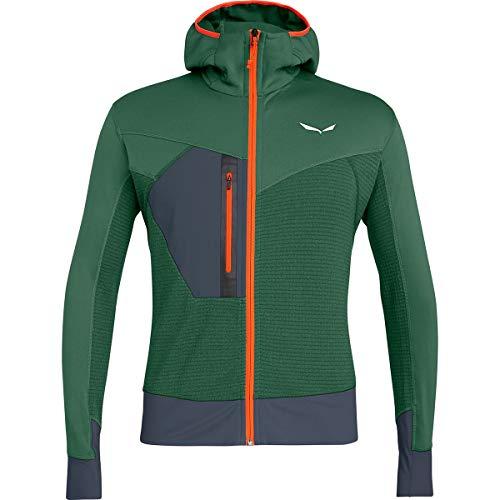Salewa Herren Pedroc Pgd M Fz HDY Pullover & Sweatshirts, Myrtle/3860, 46/S
