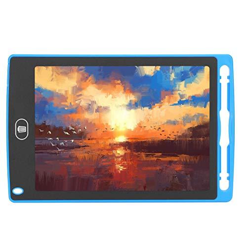 Tablette d'écriture polyvalente, tableau de griffonnage à mettre dans un sac à dos(blue)