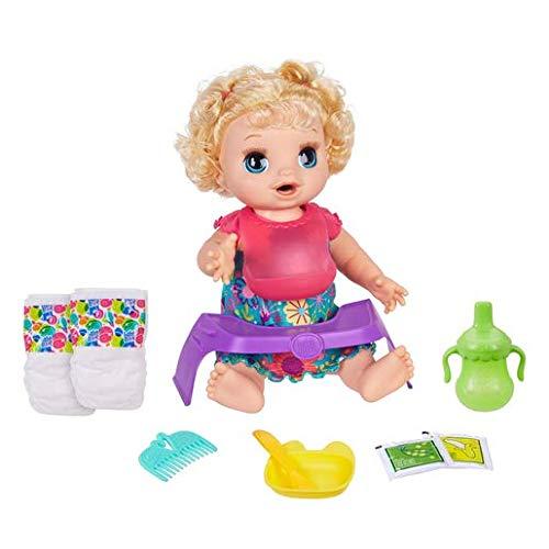 pot récompenses Baby Alive Potty Danse Bébé Parlant Poupée aux cheveux blonds