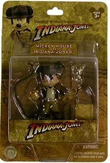 Disney World Exclusive Mickey Mouse as Indiana Jones Figure