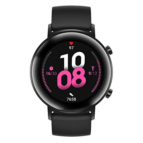 HUAWEI 55024553 Watch GT2 (42mm) - Smartwatch Sport Night Black