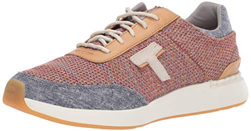Toms Arroyo Multi Space Knit/Chambray women sneakers (8.5 B US)