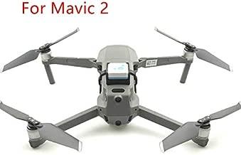 for DJI Mavic 2 Pro RF-V16 GPS Tracker Holder Mount 3D Printed Bracket Mavic 2 Zoom GPS Mount Holder Upper Storage Carrier
