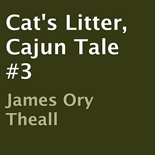 Cat's Litter audiobook cover art