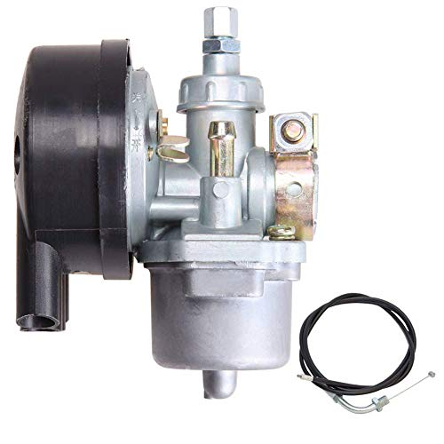 Bike Engine Carburetor for 80cc 66cc 60cc 50cc 49cc 2 Stroke Bicycle Motorized Engine