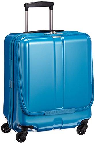 [ワールドトラベラー] スーツケース プラウ 38L 3.1Kg 機内持込み可 TSAファスナーロック 機内持ち込み可 46 cm 3.1kg ブルー