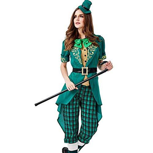 QWE Halloween Kostüm Elf Familie verkleiden Sich St. Parque Karneval Kostüm Bühnenkostüm