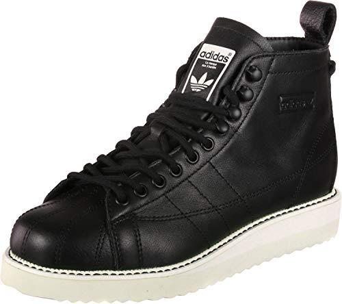 adidas Damen Superstar Boot W Fitnessschuhe, Schwarz (Negbás/Negbás/Casbla 000), 36 EU