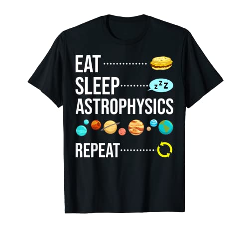 Telescopio astrofísico astrofísico astronómico Camiseta
