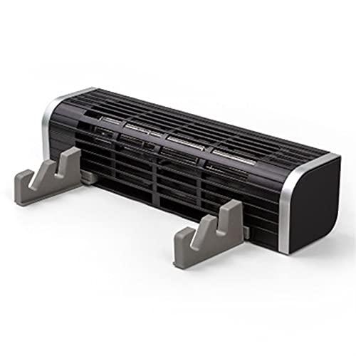 Portátil del radiador del portátil de la computadora portátil Almohadilla de Rack de refrigeración con 3 velocidades de Viento Ajustable para tabletas/celulares refrigerador